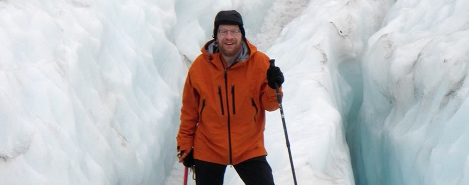 Climate scientist and Evan Pugh Professor of Geosciences Richard Alley will deliver the Frank Whitmore Lecture on Chemistry Education and Public Policy April 19 at University Park. Alley's lecture, which coincides with Earth Week, will focus on climate and