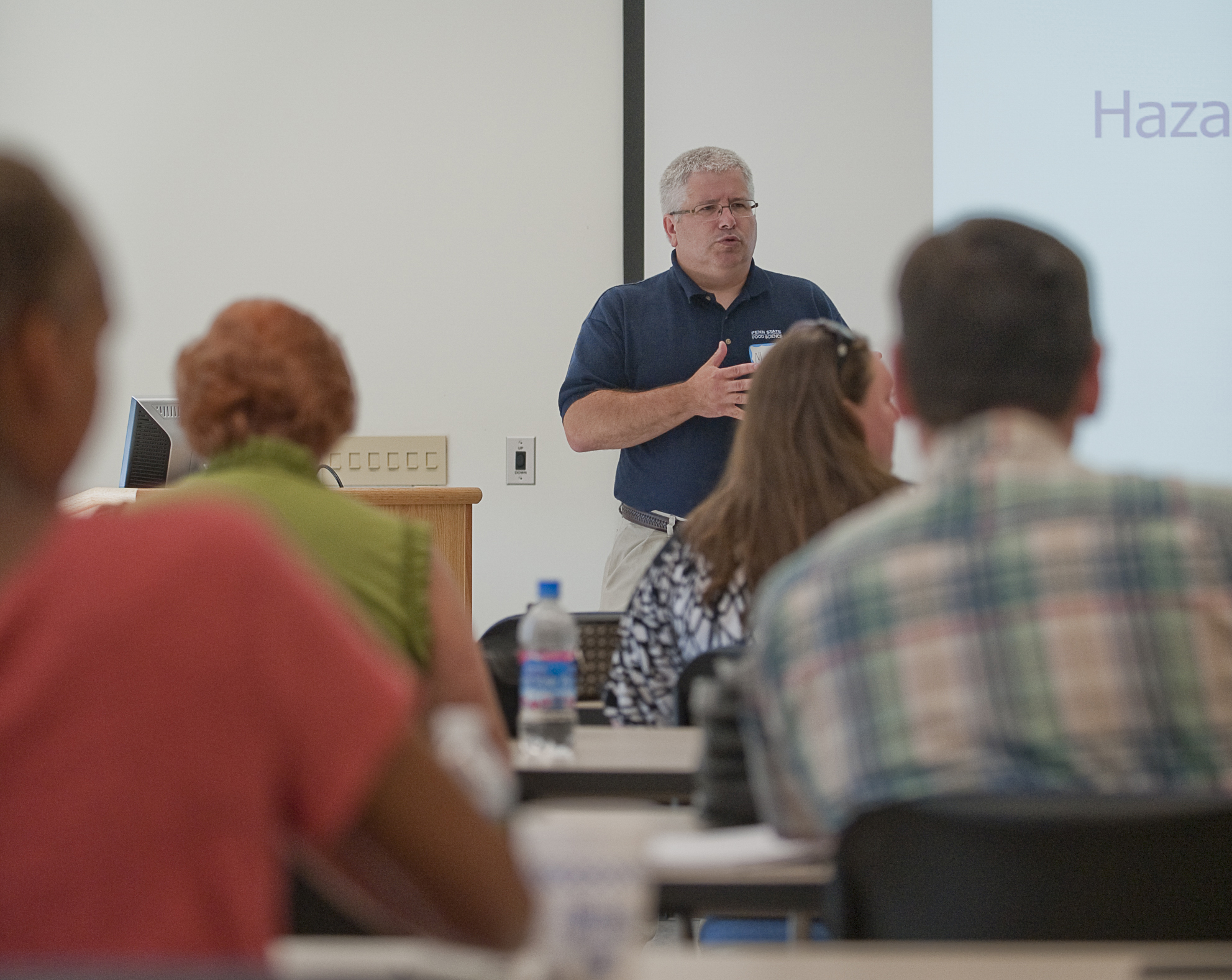 Martin Bucknavage teachinghing
